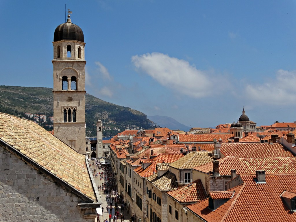 Photo of Dubrovnik in Croatia, Balkans