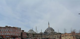 How to spend 4 days in Istanbul - exploring the old quarters