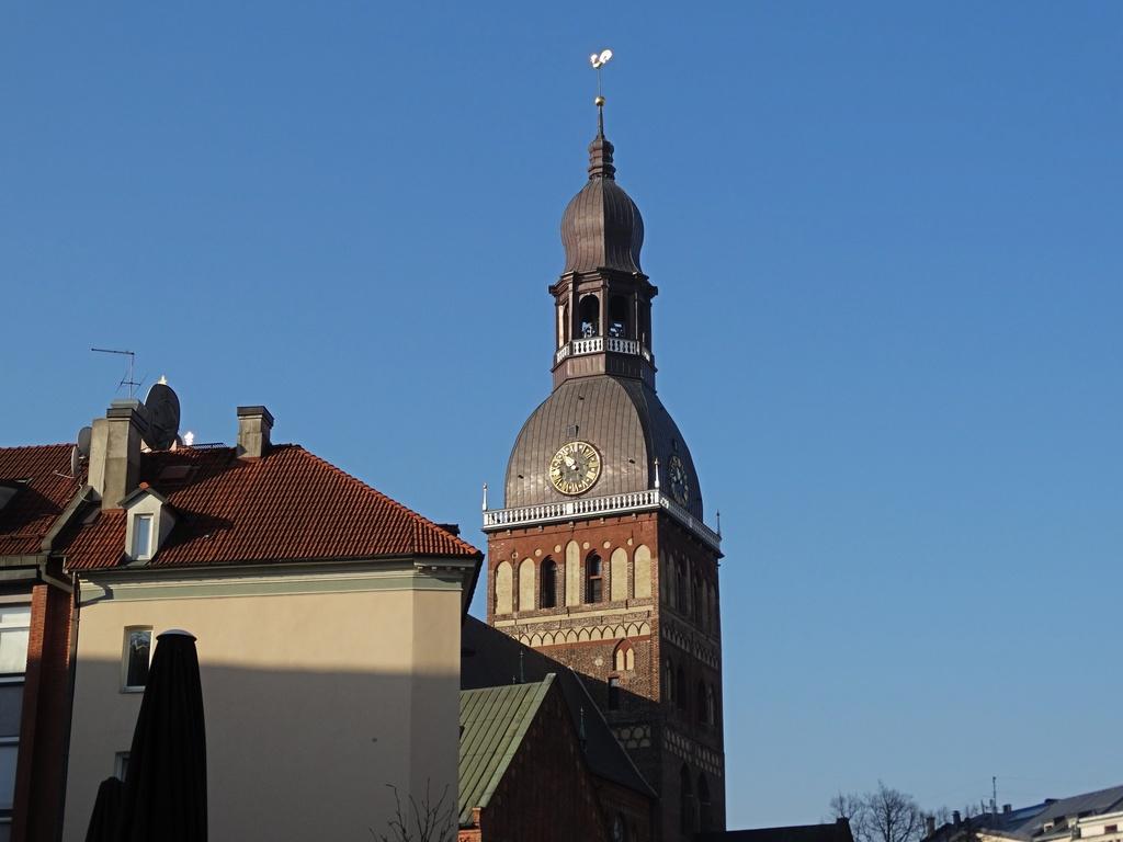 A cúpula da Catedral de Riga | Riga Cathedral's huge dom