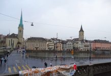 Exploring the Old Town is one of the best things to do during a layover in Zurich