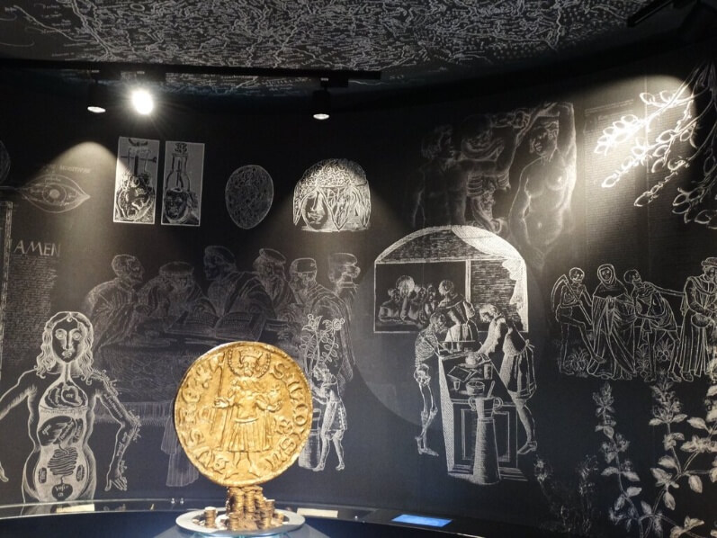 How to spend 1 day in Torun - Inside Copernicus House Museum