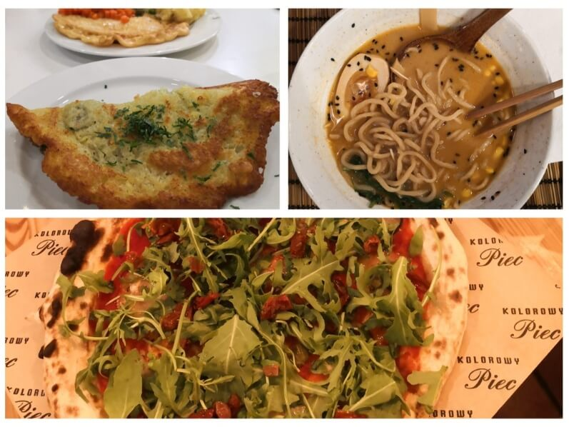 Where to eat on your one day torun itinerary