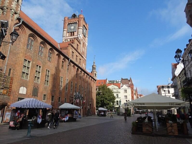 O que visitar em apenas 1 dia em Torun, Polónia